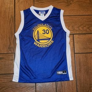 Stephen Curry Kids Jersey Large
